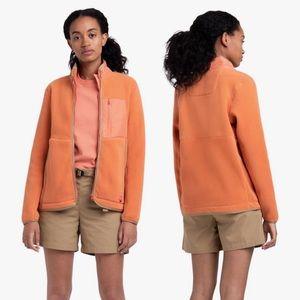 Herschel Women's Light Full Zip Jacket Carnelian